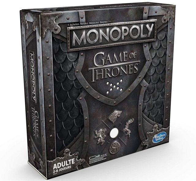 5 Découvrez l'édition Collector Monopoly Game Of Thrones. Comme dans le jeu de société Monopoly Classique, le but du jeu est d'être l'ultime joueur à ne pas faire faillite