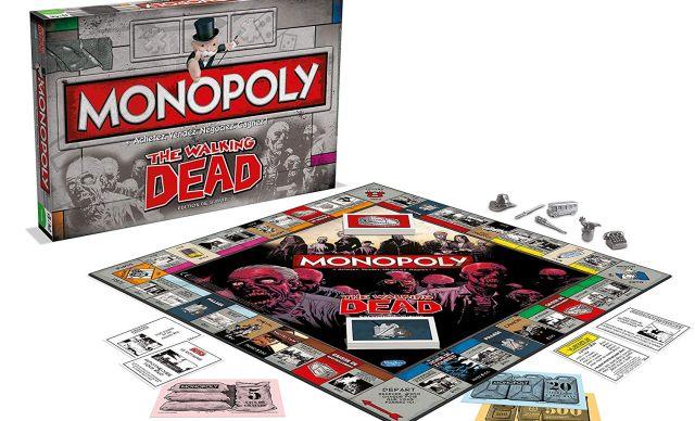 6 Une édition spéciale du jeu Monopoly. Faites attention si vous trichez, là ça ne rigole plus du tout