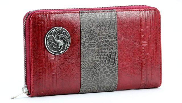 7 Vous voulez offrir un nouveau porte monnaie à votre maman, prenez lui celui de Game of Thrones