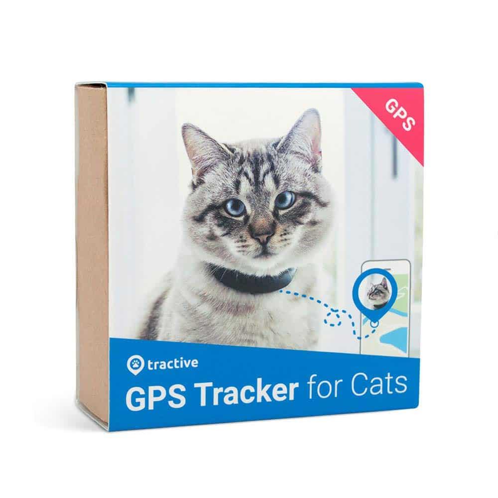 9 Vous allez pouvoir votre chat pendant toutes ses ballades. Ce collier GPS vous permettra de savoir ou il va et ou il est