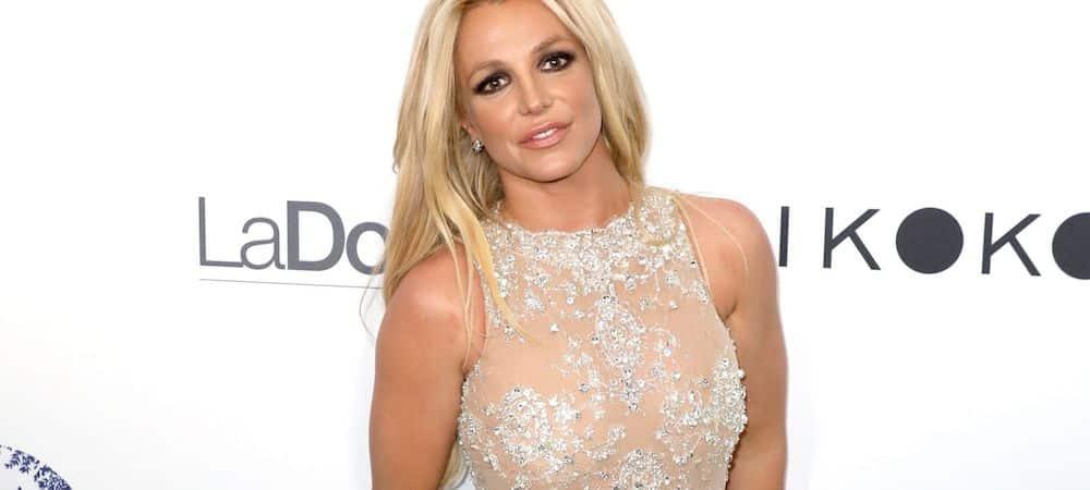 Britney Spears fait une jolie déclaration d'amour à son chéri sur Instagram ! (PHOTO)
