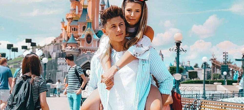 Emma Cakecup hilarante avec son chéri Oltean Vlad sur Instagram !