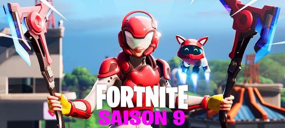 Fortnite: les surprises de la saison 9 du jeu vidéo dévoilées !