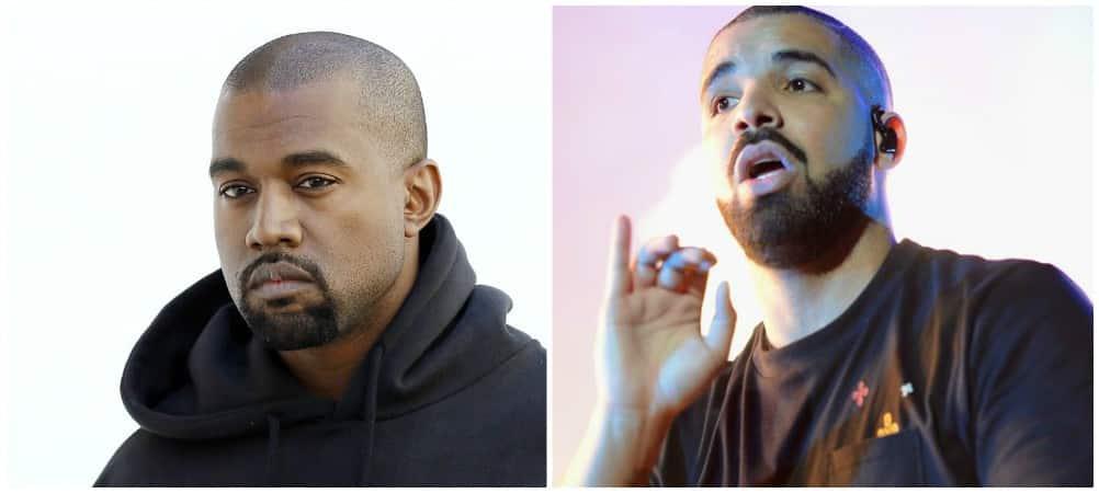 Kanye West: Drake l'interdit de prononcer son nom ! (VIDEO)