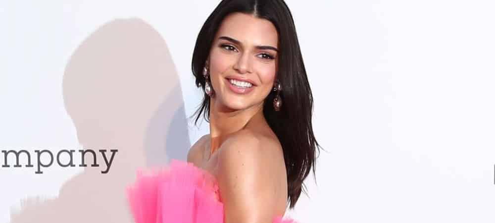 Kendall Jenner ultra canon dans sa mini robe en tulle !
