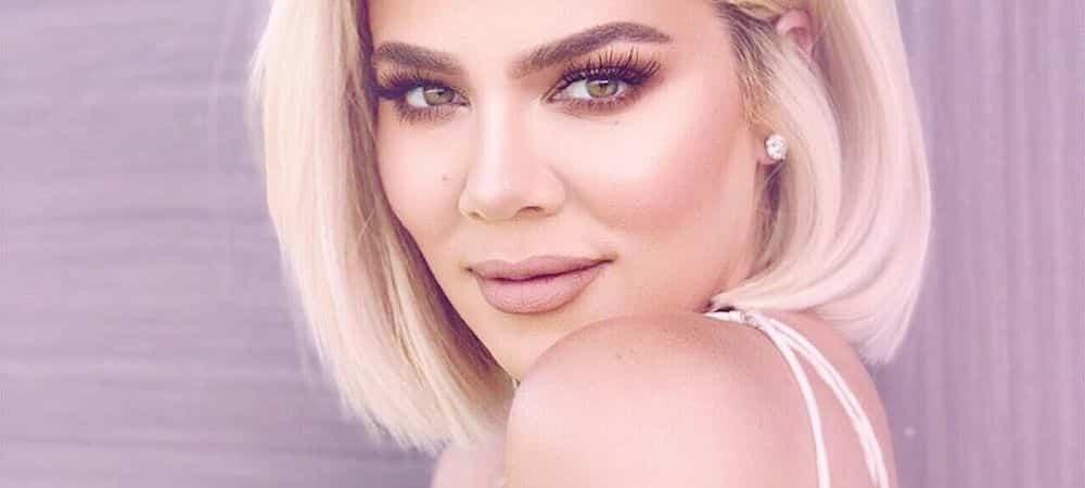 Khloe Kardashian dévoile un adorable cliché de True sur Instagram !