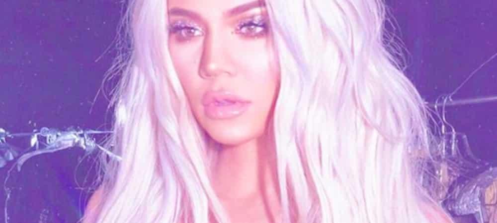 Khloe Kardashian dévoile un maxi décolleté sur Instagram !