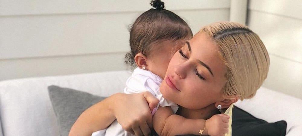 Kylie Jenner dévoile des détails étonnants sur sa fille Stormi !