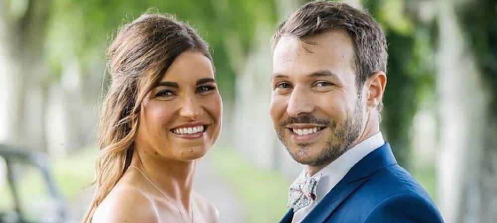 Mariés au premier regard 3: Charline et Vivien fêtent leur un an de mariage