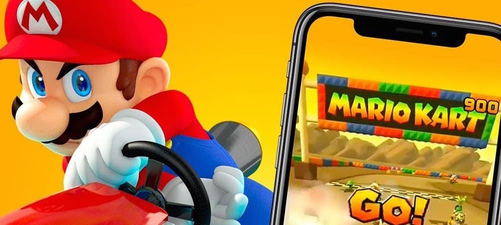 Mario Kart Tour tout savoir sur le futur jeu mobile de Nintendo !