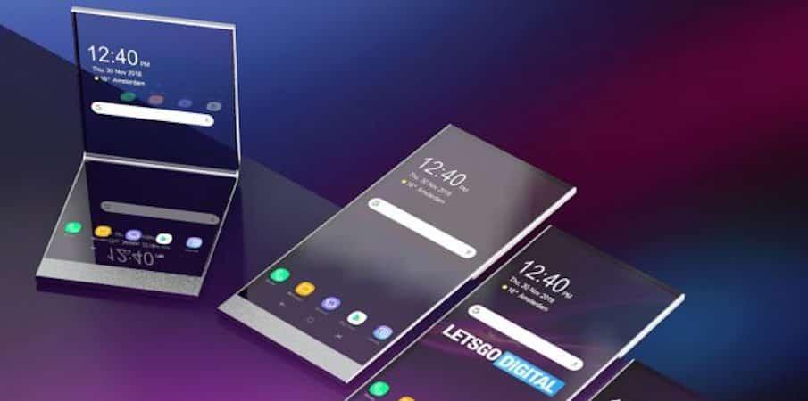 Sony s'attaque au smartphone pliable comme Samsung et Huawai !