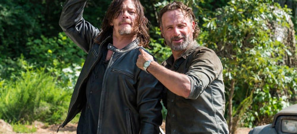 The Walking Dead: Norman Reedus partage une vidéo hilarante de Rick