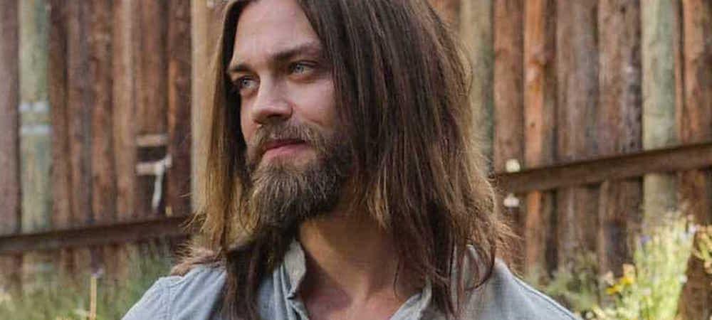 The Walking Dead: Tom Payne regrette la relation entre Aaron et Jesus