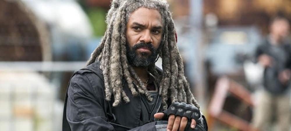 The Walking Dead saison 10: Qui a a pu appeler Ezekiel via une radio ?