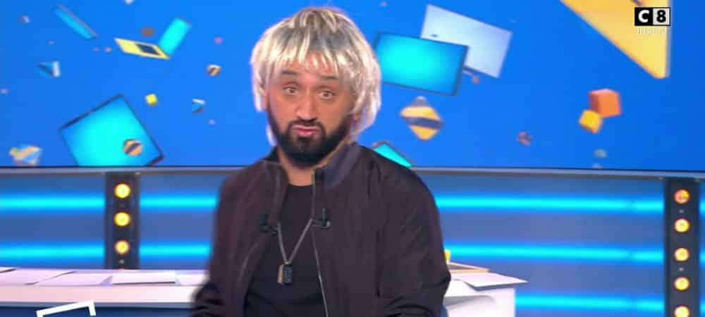 TPMP: Cyril Hanouna dévoile une nouvelle coupe de cheveux !
