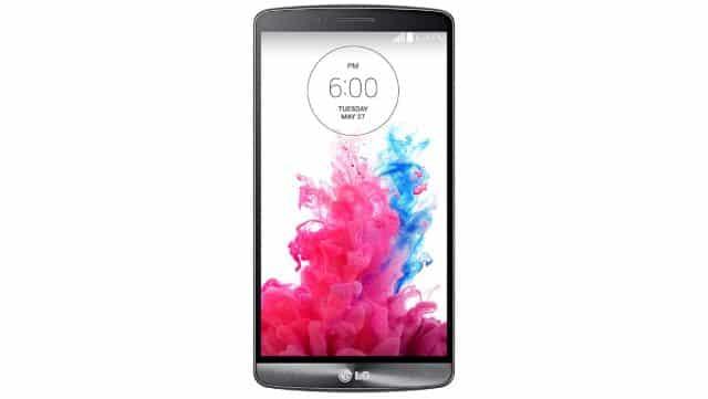 11 LG G3 Smartphone débloqué 4G Ecran 5.5 pouces 16 Go Android 4.4.2 KitKat Titane