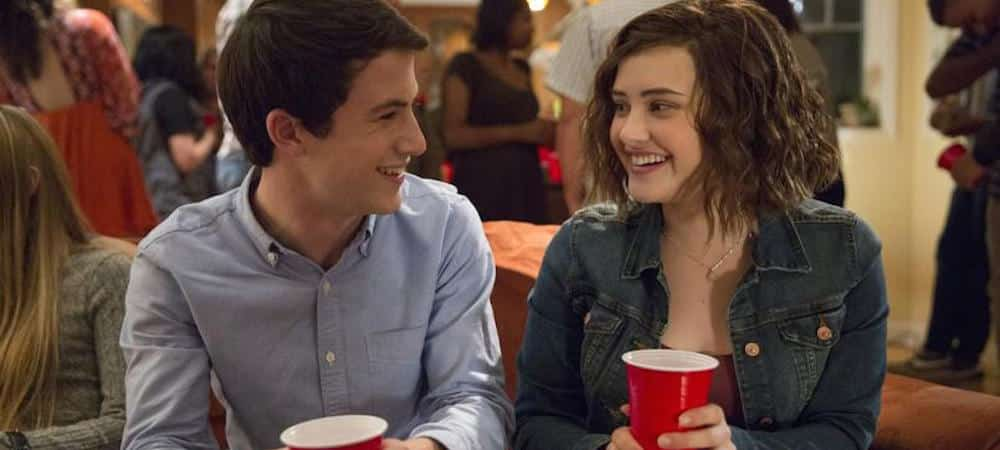 13 Reasons Why: Hannah et Clay très proches sur une photo !