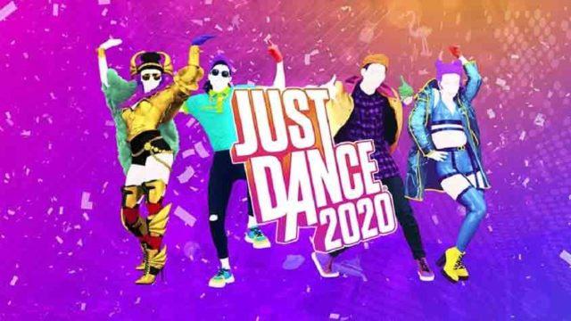 14 Just Dance 2020