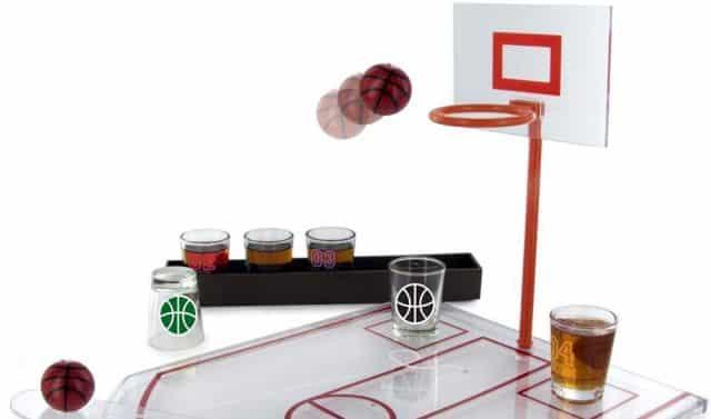 14 Vous êtes fans de basket et vous aimez l'apéro, on a trouvé un mix des deux