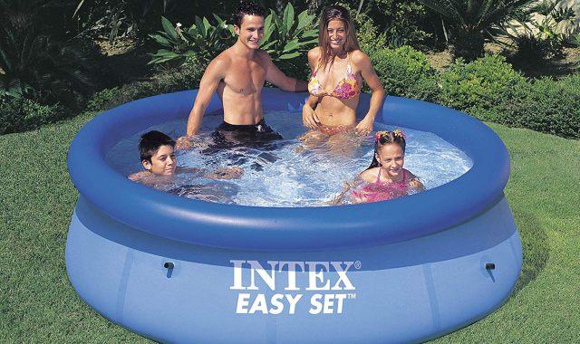 15 Et si vous optiez pour une petite piscine pour passer la canicule cet été