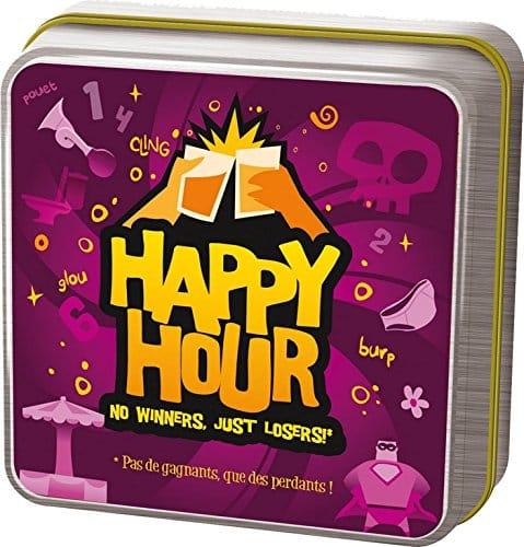 16 Forcez les autres joueurs à faire des fautes pour les faire boire, ça vous tente une partie de Happy Hour