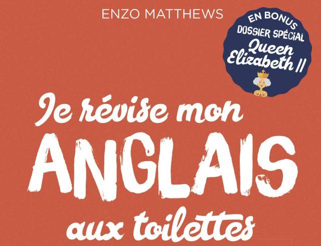 16 Tu veux maximiser ton temps de révision, révise aussi ton anglais dans les toilettes