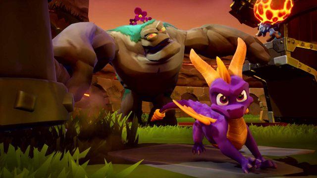 17 Spyro Reignited Trilogy