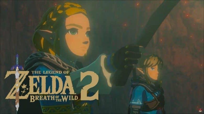 19 The Legend of Zelda Breath of the Wild 2