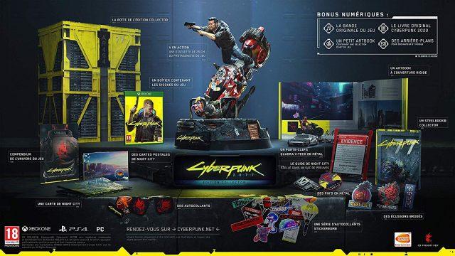2 Cyberpunk 2077 Edition Collector