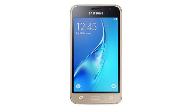 2 MOBILE SAMSUNG GALAXY J1 MINI DUAL SIM 8GB DORADO #7505