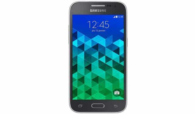 21 Samsung Galaxy Core Prime Value Edition Smartphone débloqué 4G Ecran 4,5 pouces 8 Go Simple MicroSIM Android 5.1 Lollipop Charcoal Gray