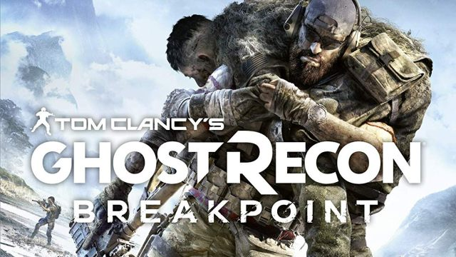 3 Ghost Recon Breakpoint Limited Edition avec contenu exclusif Amazon
