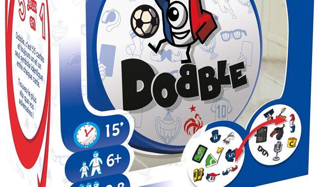 30 Le Doble des fans de foot. D2sormais l'indispensable petite boite ronde pour toute la famille est dispo dans une version dédiée pour les passionnés de foot