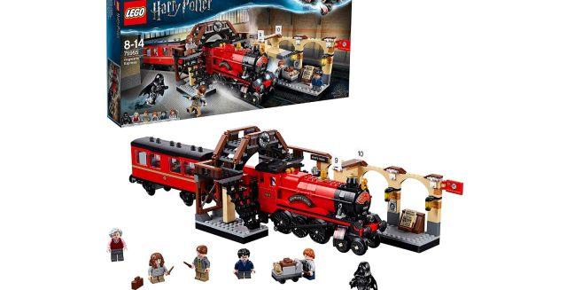 37 Lego te propose de refaire le train de la saga Harry Potter. Une fois fini, tu vas pouvoir te la péter