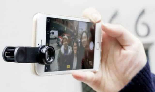 5 Votre meilleur pote adore adore prendre des photos ? Offrez lui ce kit d'objectifs pour smartphone