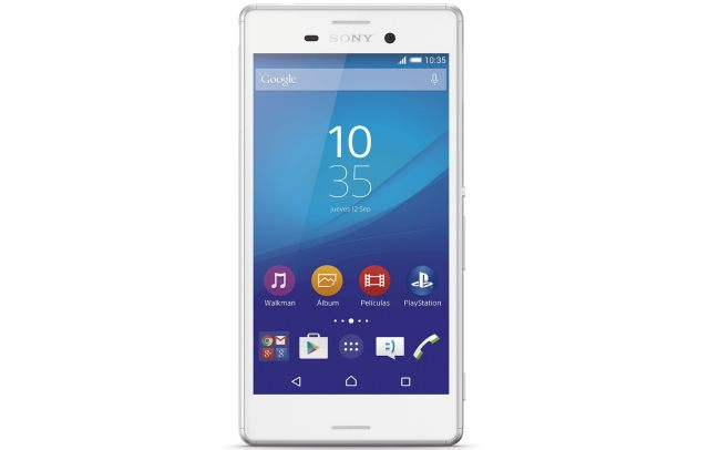 7 Sony Xperia M4 Aqua Smartphone 5 pouces Bluetooth Wi-Fi Qualcomm MSM8939 Snapdragon 615, 2 Go de RAM, 8 Go, Android 5.0 Lollipop