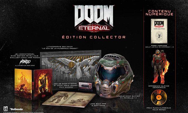 8 Doom Eternal Collectors
