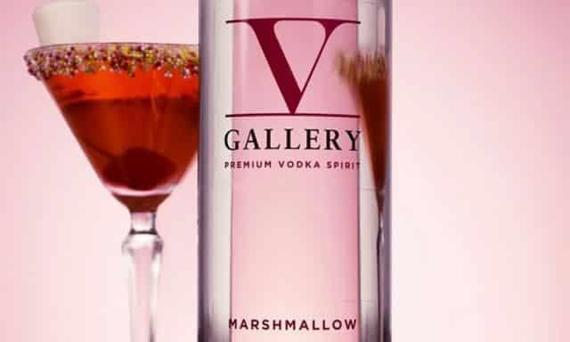 8 Nous avons trouvé la solution pour ajouter une touche de douceur dans les soirées de votre copine La vodka Marshmallow