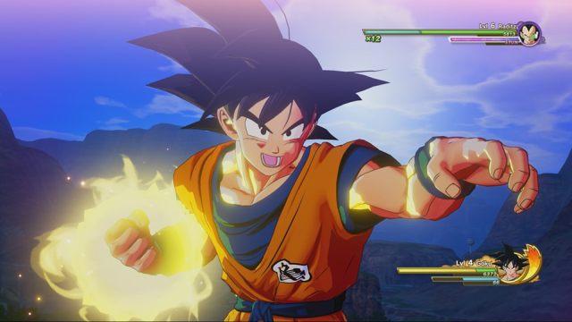 9 Dragon Ball Z Kakarot