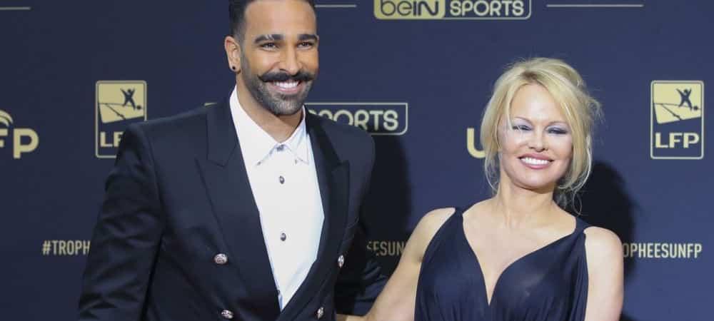 """Adil Rami accusé de violence par Pamela Anderson: il réagit """"c'est vraiment dégueulasse"""" !"""