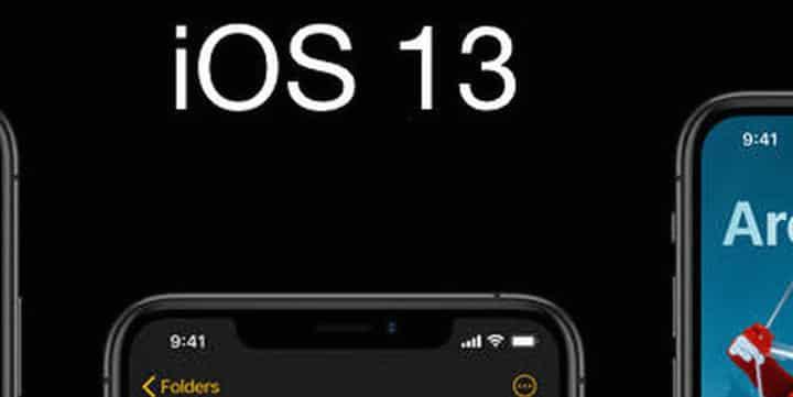 Apple iOS 13: tout savoir sur les nouveautés iPhone et iPad !