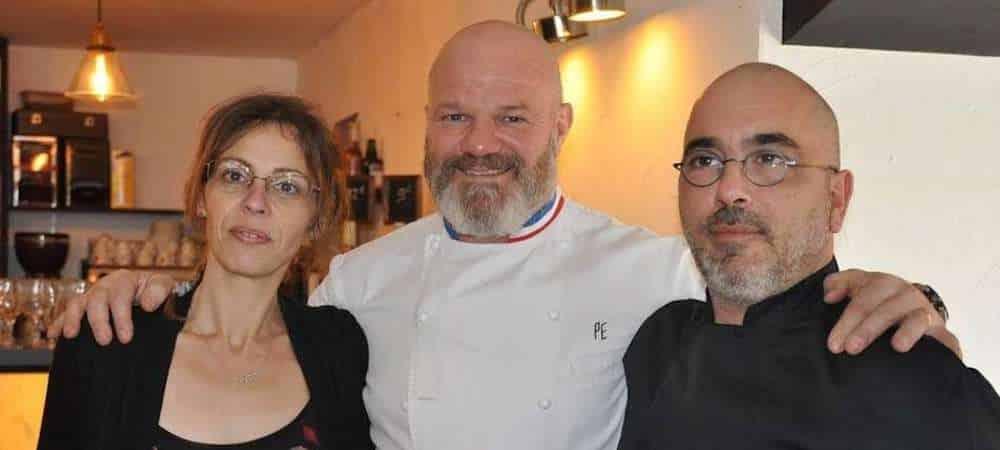 Cauchemar en cuisine: Philippe Etchebest insulté de «connard» par Patrick!