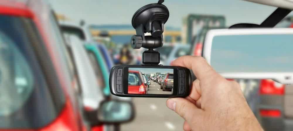 Dashcams en voiture renseignez vous sur la loi avant de partir en vacances grande