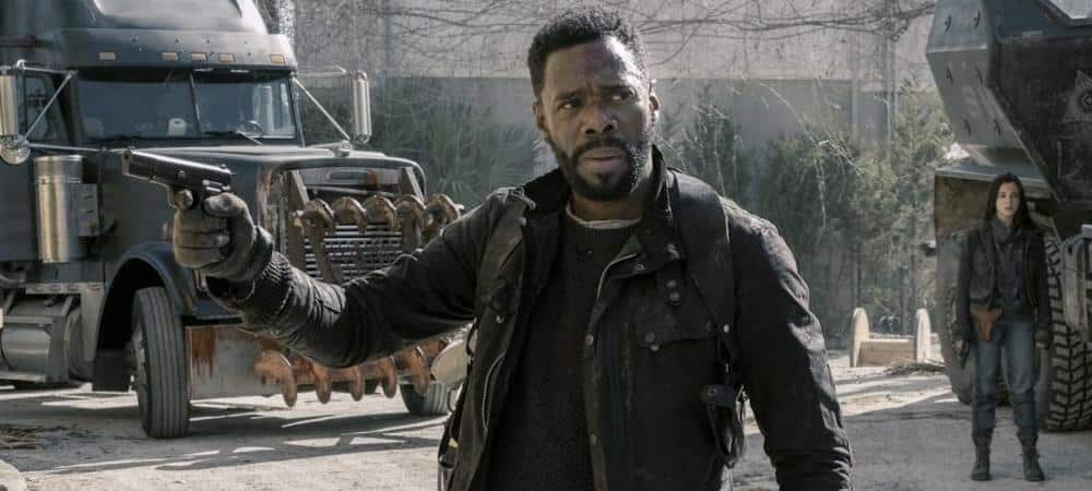 Fear The Walking Dead saison 5: Victor dit adieu dans la vidéo promo !