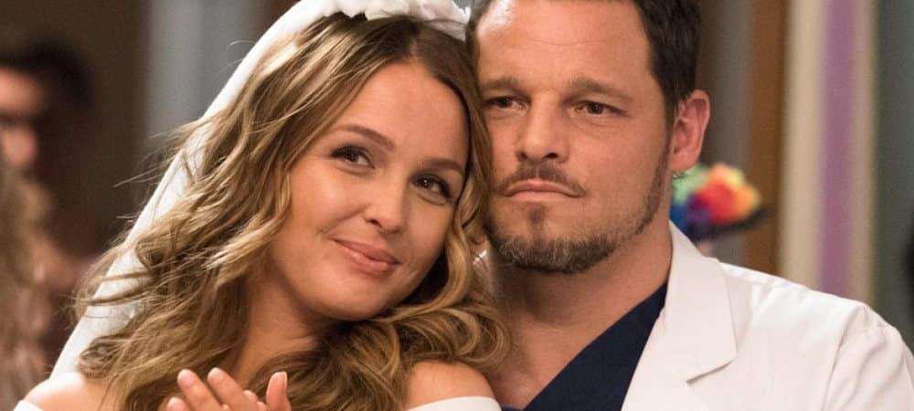 Grey's Anatomy saison 16: Jo va t-elle tomber enceinte de Alex ?