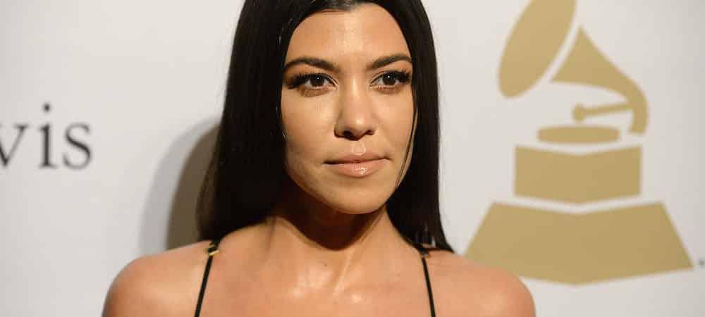 Kourtney Kardashian lâche un regard ardent sur Instagram ! (PHOTO)