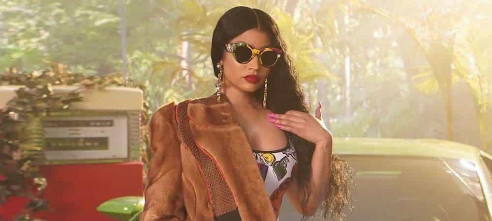 """Nicki Minaj fait monter la température avec """"Megatron"""": son hit de l'été !"""