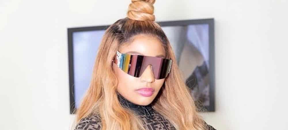 "Nicki Minaj très sensuelle pour teaser son retour avec ""Megatron"" !"