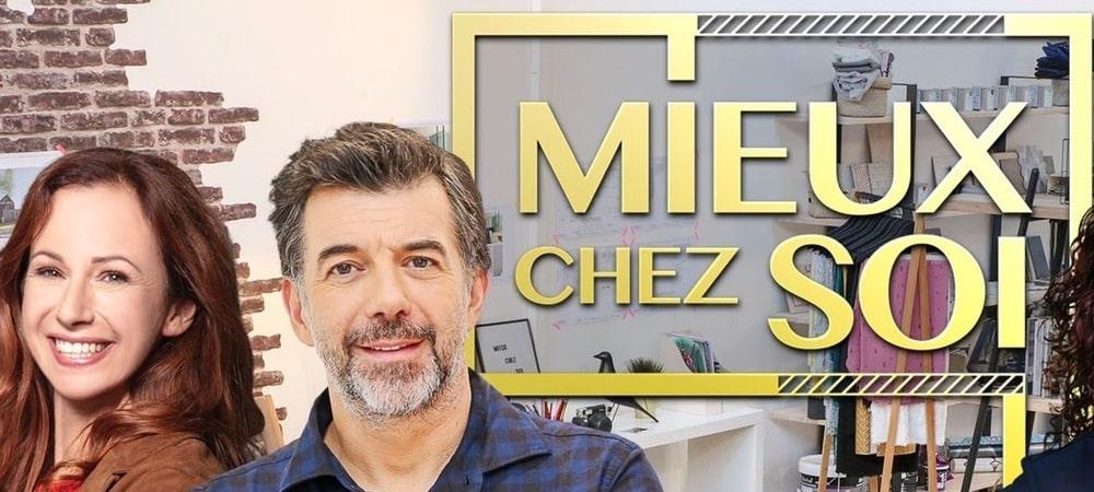 Stéphane Plaza à l'affiche d'un nouveau programme Mieux chez soi !