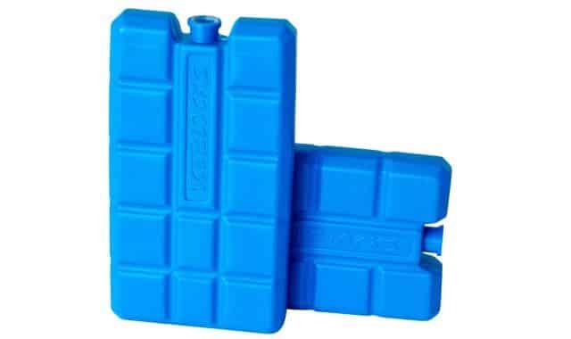 15 Pour garder votre nourriture ou aussi vos boissons au frais, pensez à prendre des blocs réfrigérants